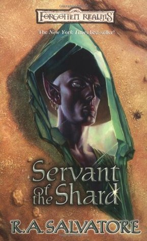 Servant Of The Shard Review – Allen M Werner