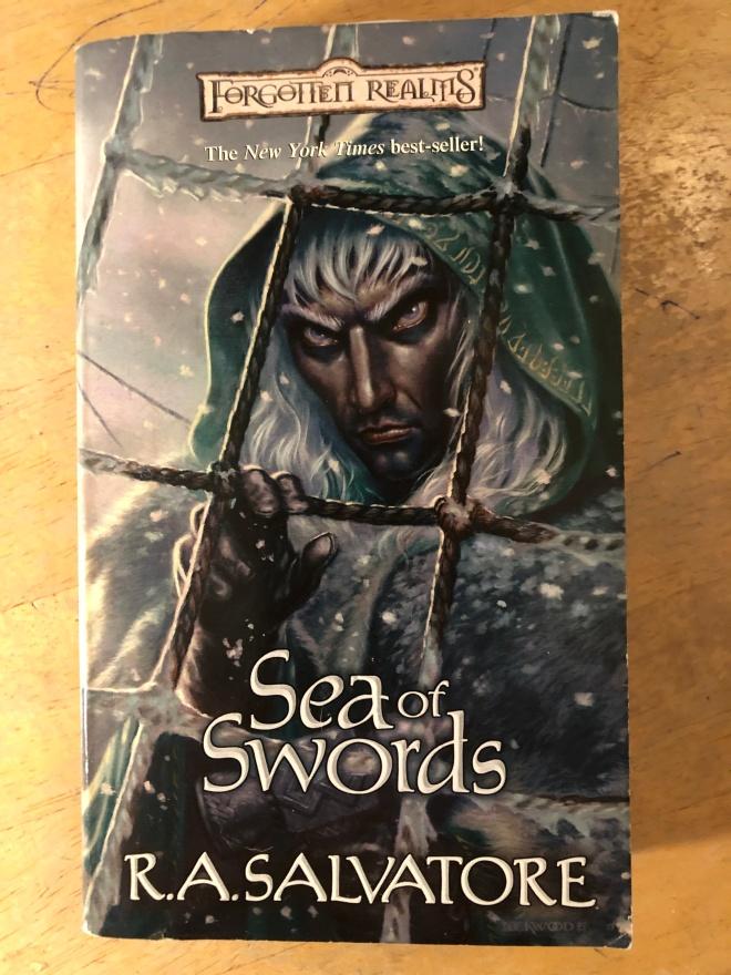Sea Of Swords Review – Allen M Werner